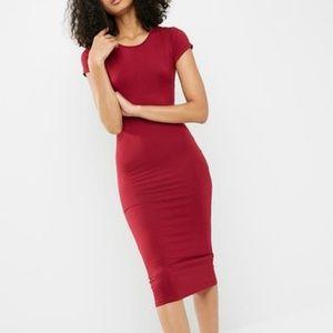 NWT ASOS | Midi Bodycon Dress